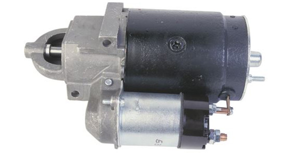 Stock Automotive Starter